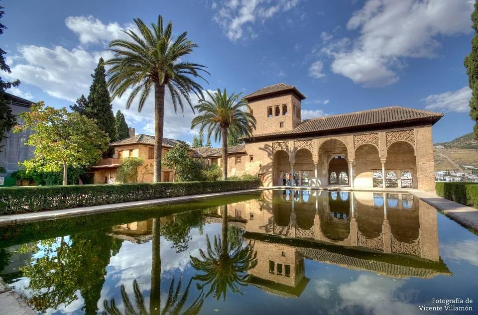 Alhambra Partal Granada