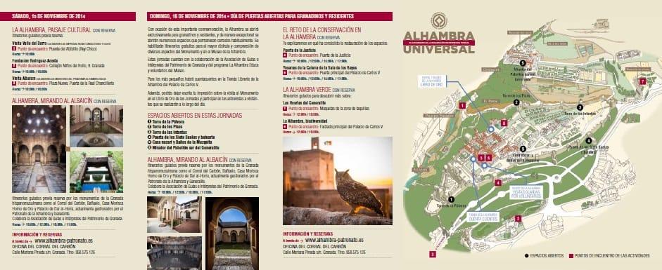 Alhambra Universal 30 años 2