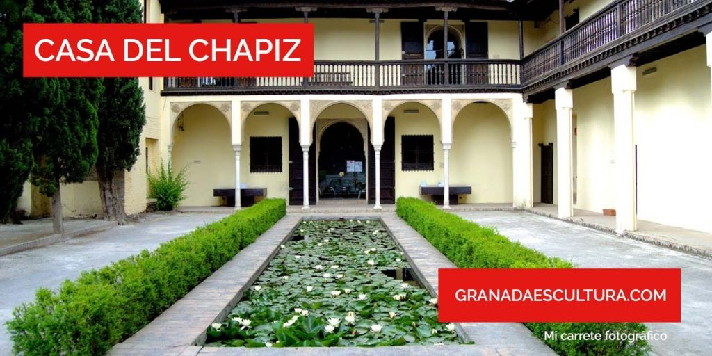 Casa del Chapiz en Granada