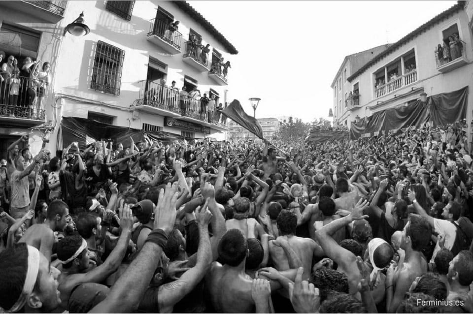 Cascamorras Granada 2014