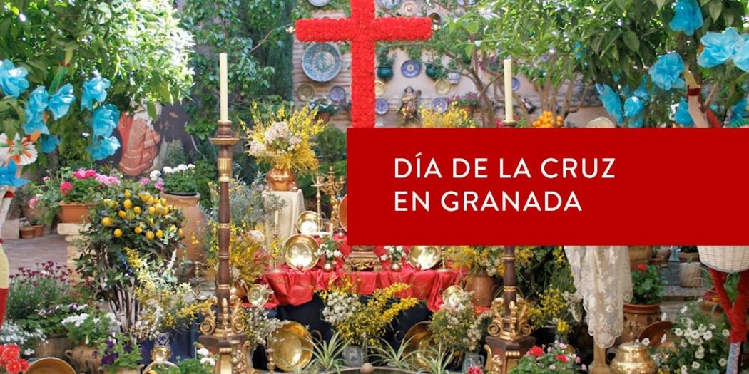 Fiestas Día de la Cruz en Granada