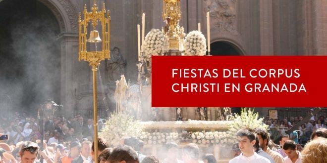 Fiestas del Corpus Christi en Granada