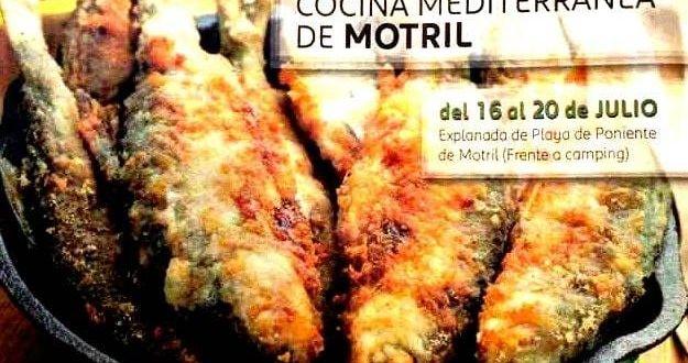 IV Muestra Pescaito Motril y la Cocina Mediterránea Granada 2014