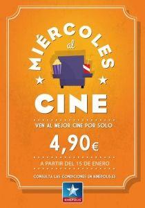 Miércoles al cine - Kinépolis Granada