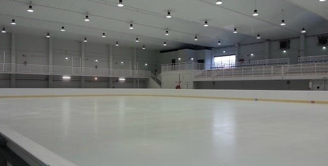 Pabellón pista hielo mulhacen Granada patinaje