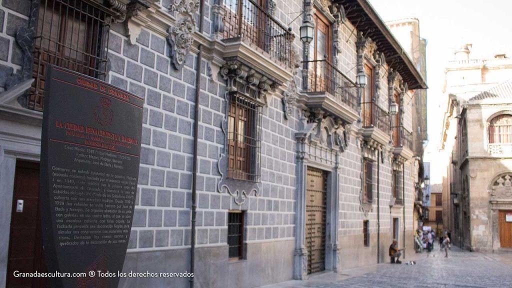Palacio de la Madraza Granada Monumentos