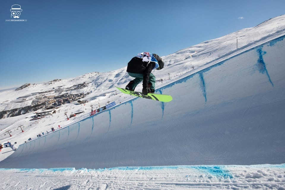 Campeonato Mundial Snowboard y Freestyle Sierra Nevada Granada 2017