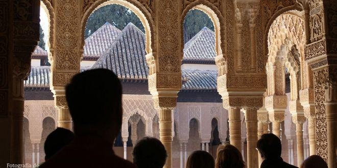 Visita guiada gratis Alhambra granadinos y residentes