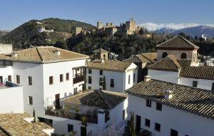 apartamentos para san valentin en la Alhambra