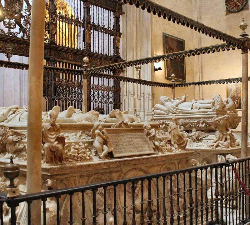 Capilla Real de la Catedral de Granada Monumentos