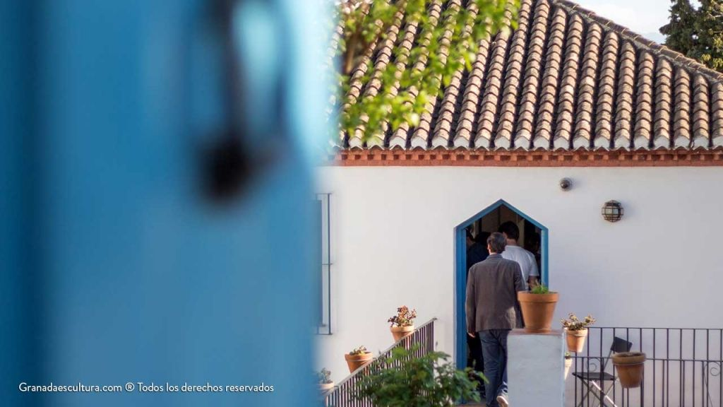 Casa Museo Max Moreau Carmen de los Geranios Granada