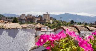 casa albaycin vistas alhambra y parking