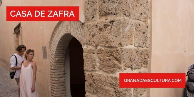 Casa de Zafra en Granada