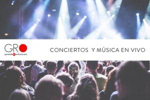Conciertos en Granada y música en vivo
