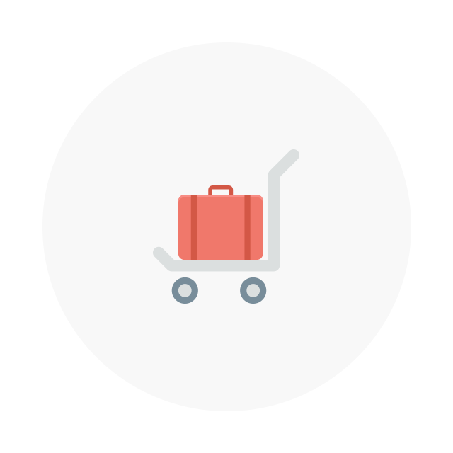 Consignas en Granada y guarda equipajes
