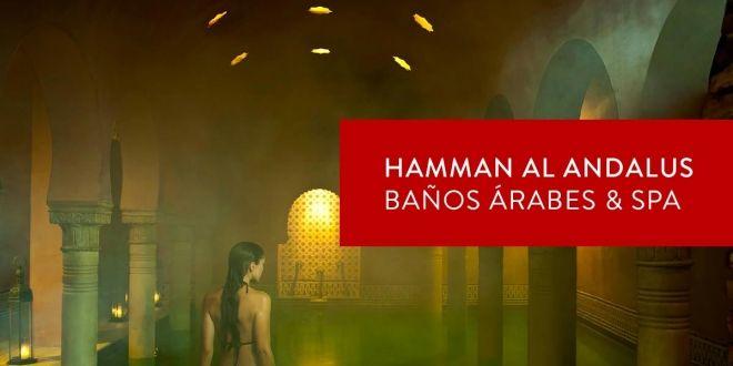 Hamman Al Andalus, Baños Árabes en Granada