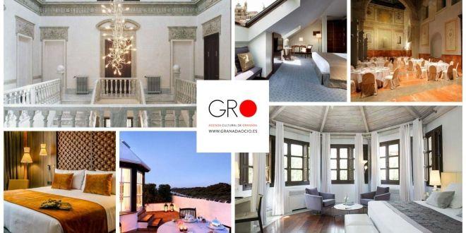 Los mejores hoteles 5 estrellas gran lujo en granada - Hoteles de lujo granada ...