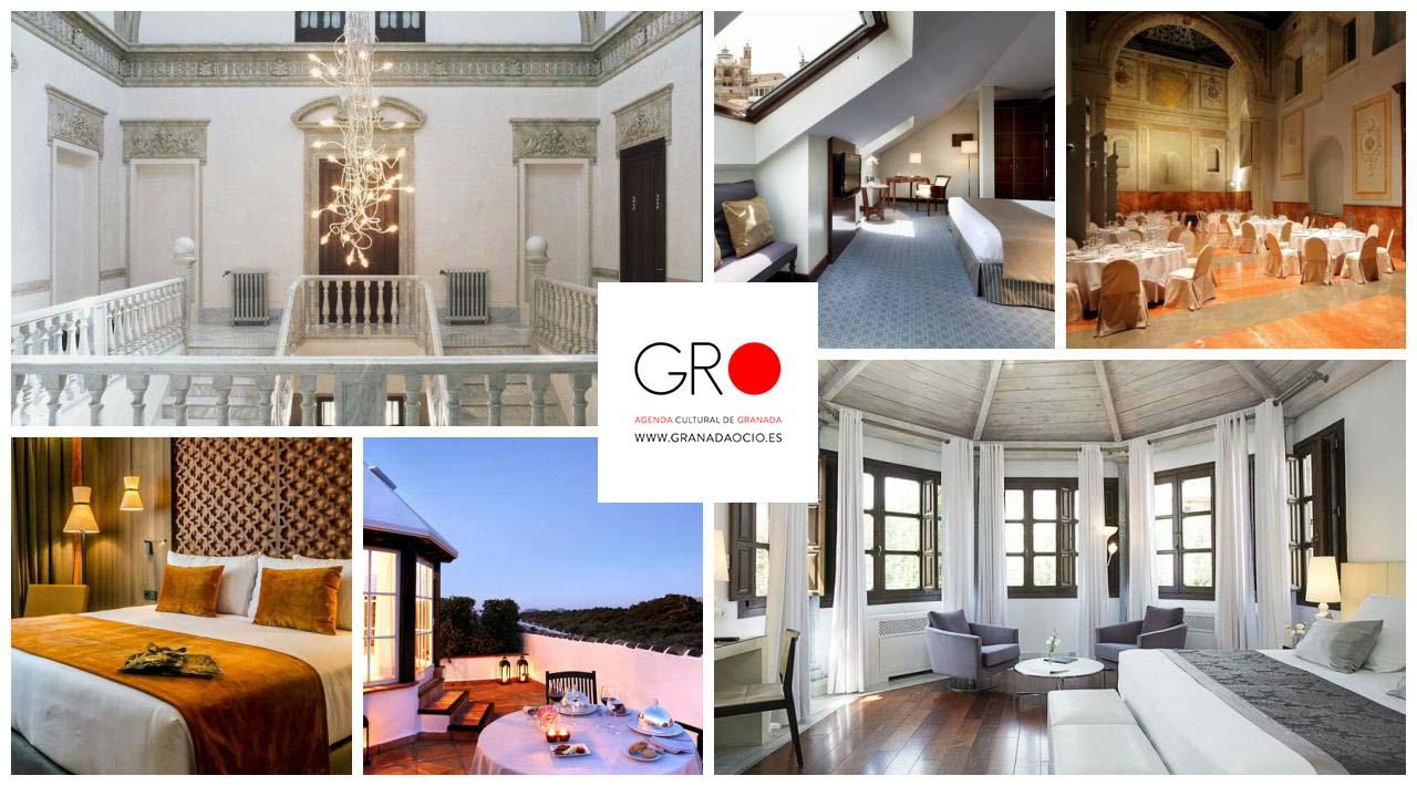 Los mejores hoteles 5 estrellas gran lujo en granada - Hotel de lujo en granada ...