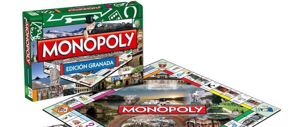 Monopoly Edición Granada