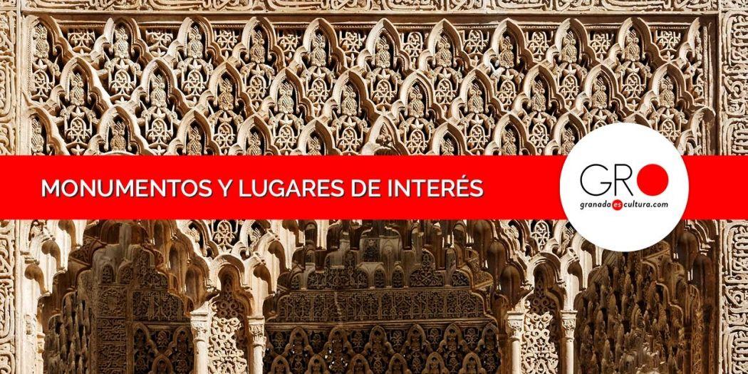 Monumentos y lugares de interés en Granada