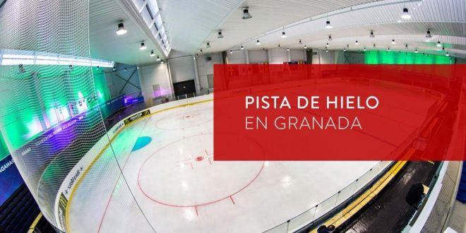 patinaje sobre hielo en granada