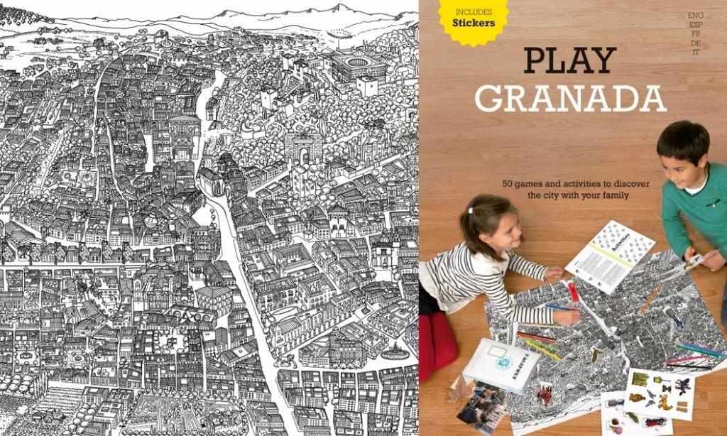 play granada mapa juego infantil