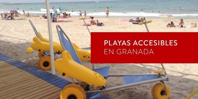 playas accesibles en granada