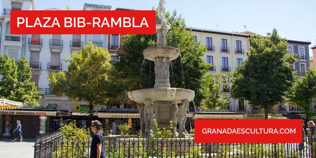 Plaza Bib-Rambla de Granada