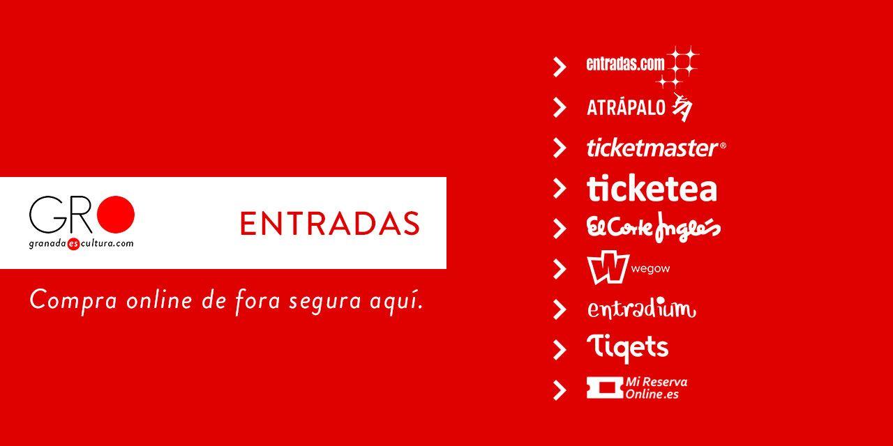 Comprar online entradas en Granada