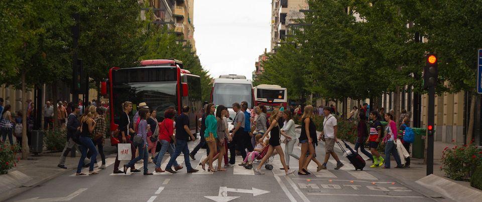 Salir de tiendas y compras en Granada