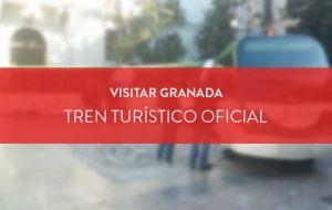 Comprar Entradas Tren Turístico Oficial Granada