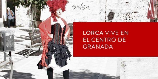 Visita teatralizada Lorca vive en el centro de Granada