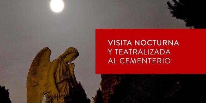 Reserva Online Visita teatralizada y nocturna al cementerio de Granada